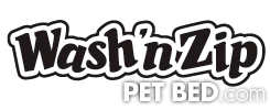 Wash'n Zip Pet Bed